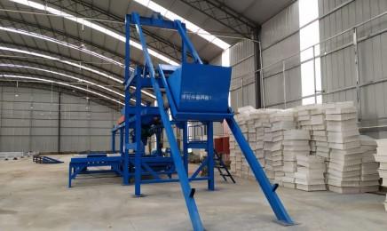 水沟盖板预制件生产设备