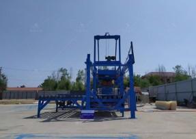 信阳高铁护坡砖预制件设备