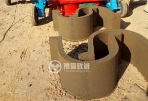 u型槽预制件生产设备