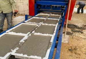 小型水泥预制品生产设备