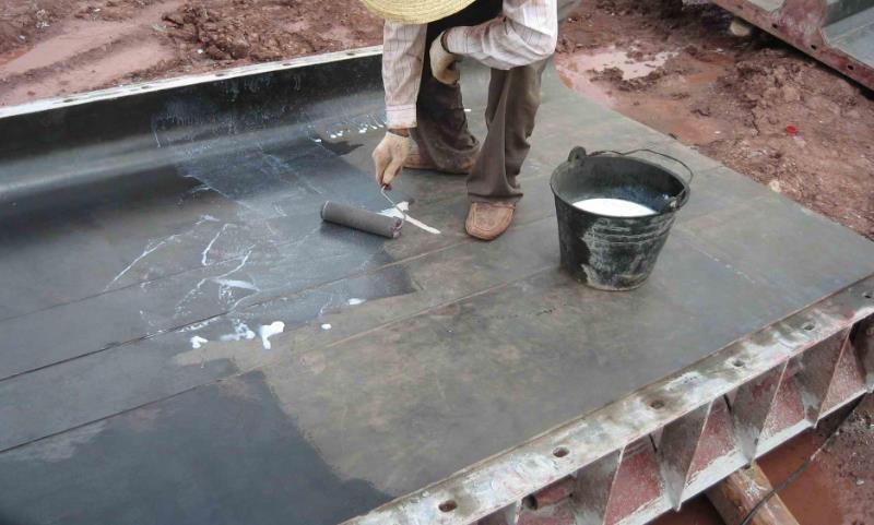 水泥预制构件防脱膜