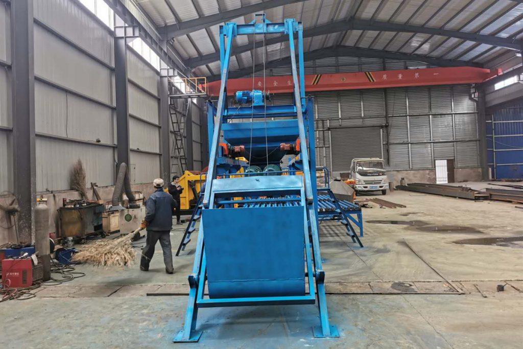 水沟盖板预制件生产设备厂