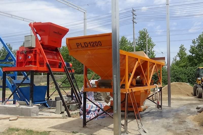 混凝土预制件生产线配套设备