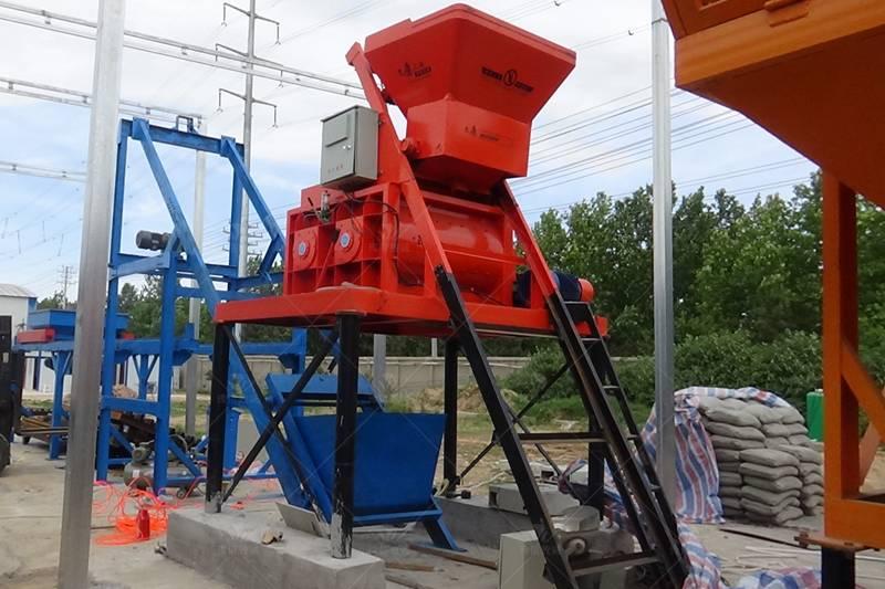 混凝土预制件生产设备周口工地3
