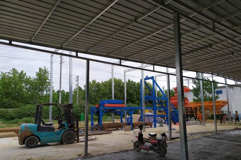 混凝土预制件生产设备周口工地4
