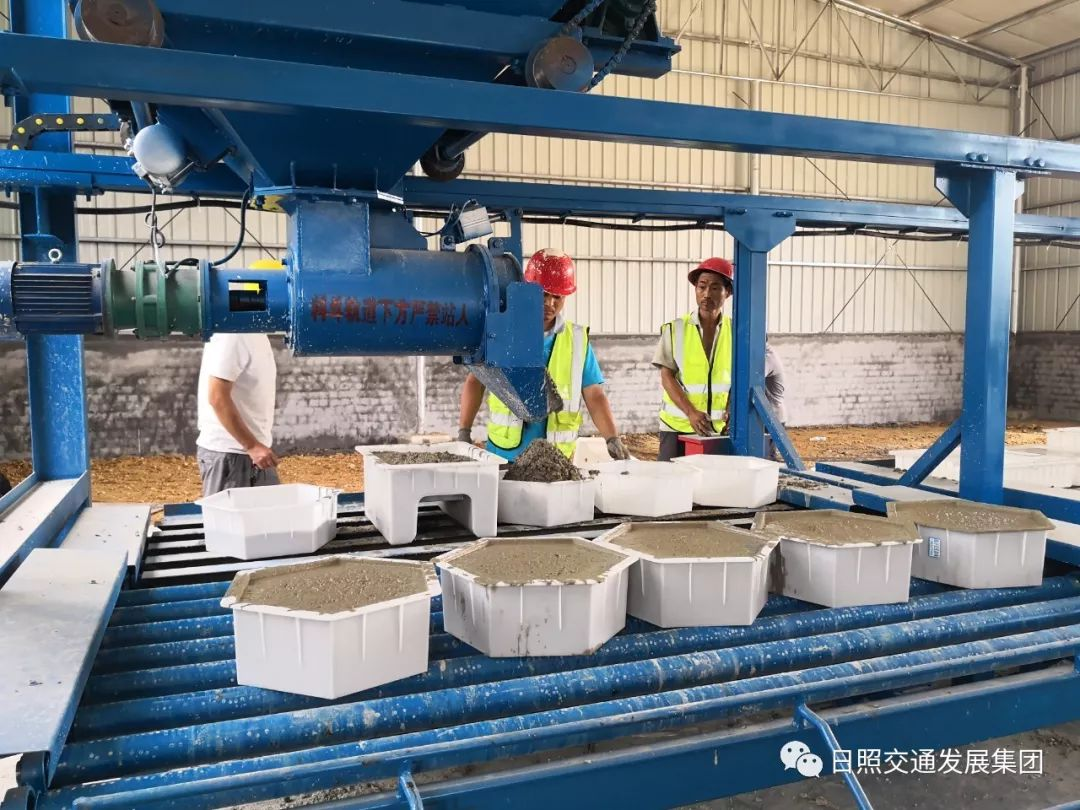水泥预制构件生产线设备